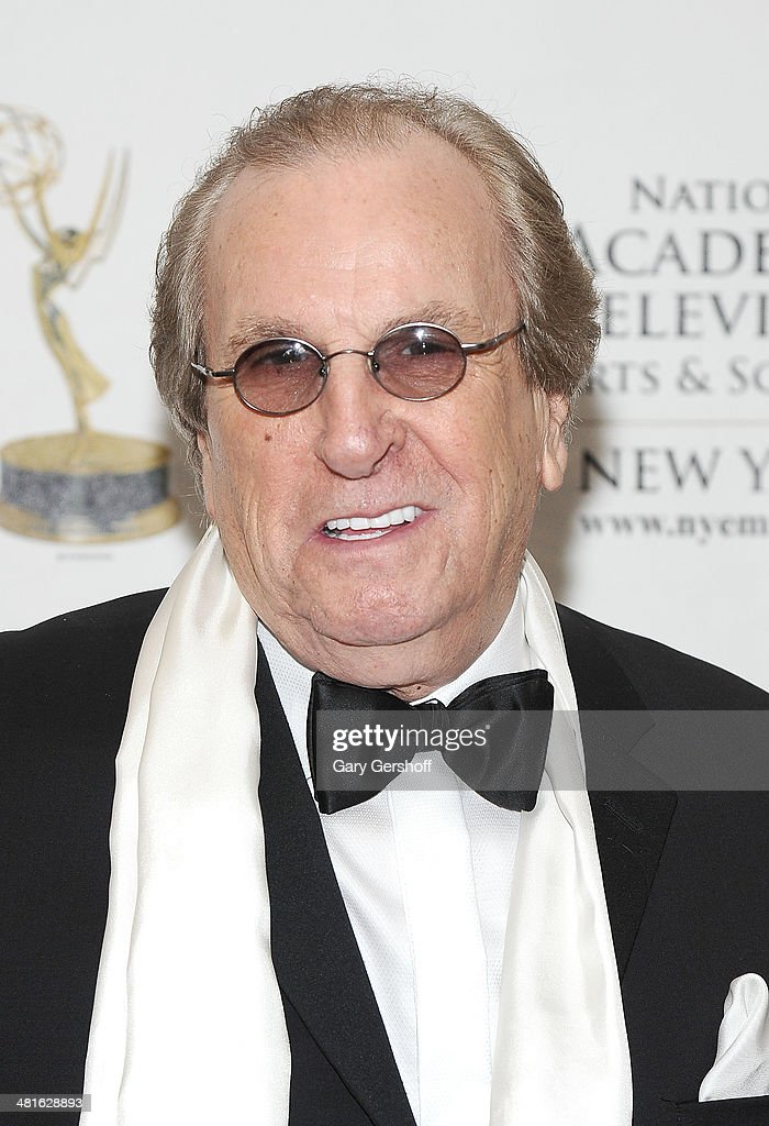 Actor <a gi-track='captionPersonalityLinkClicked' href=/galleries/search?phrase=Danny+Aiello&family=editorial&specificpeople=213062 ng-click='$event.stopPropagation()'>Danny Aiello</a> attends the 57th Annual New York Emmy Awards at Marriott Marquis Times Square on March 30, 2014 in New York City.