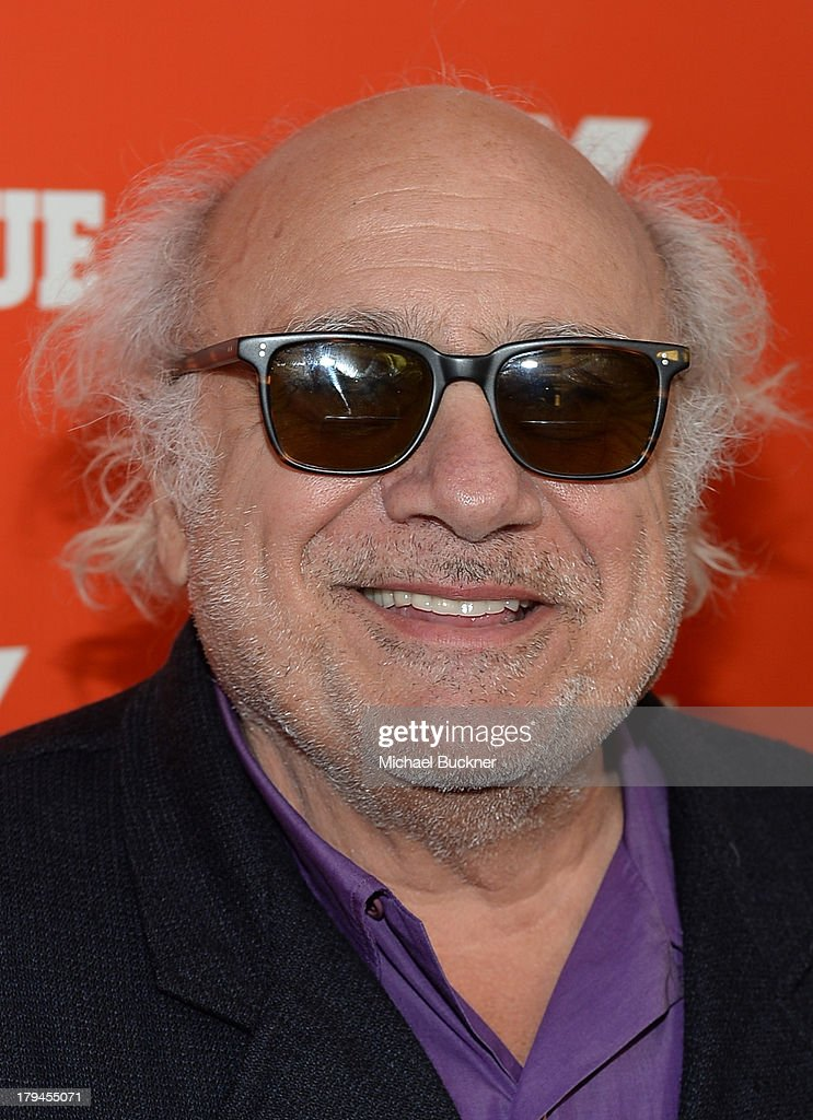 Actor <a gi-track='captionPersonalityLinkClicked' href=/galleries/search?phrase=Danny+DeVito&family=editorial&specificpeople=210718 ng-click='$event.stopPropagation()'>Danny DeVito</a> attends the premiere and launch party for FXX Network's 'It's Always Sunny In Philadelphia' and 'The League' at Lure on September 3, 2013 in Hollywood, California.