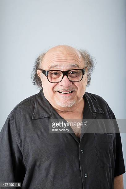 Actor Danny DeVito is photographed for Los Angeles Times on March 27 2015 in Los Angeles California PUBLISHED IMAGE CREDIT MUST BE Kirk McKoy/Los...