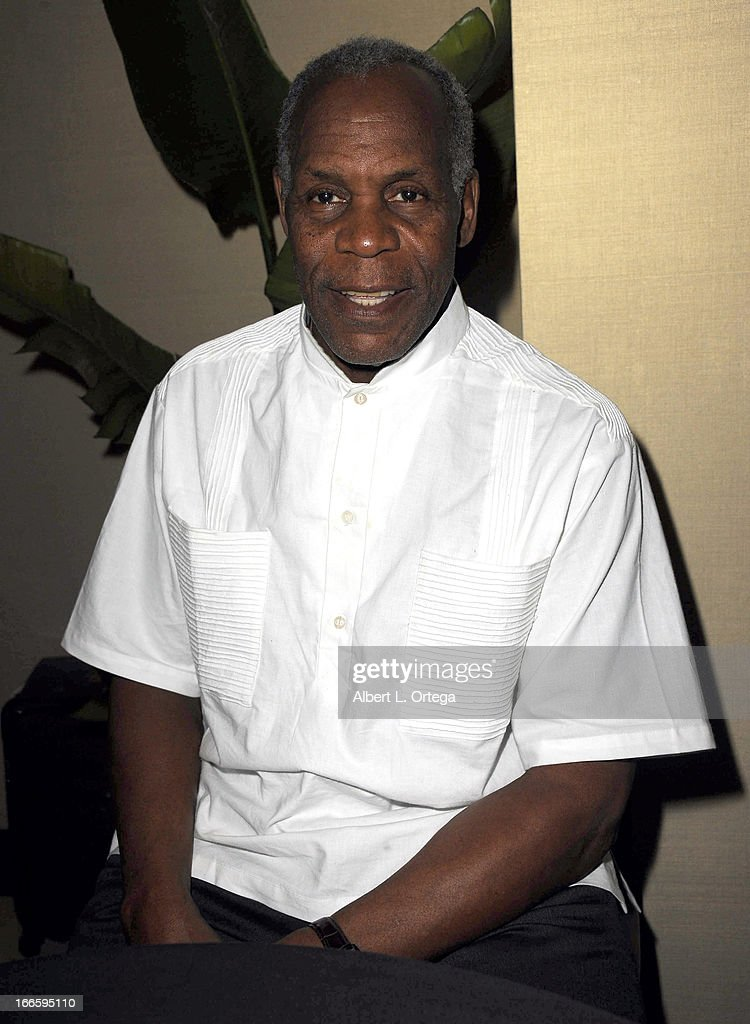Actor <a gi-track='captionPersonalityLinkClicked' href=/galleries/search?phrase=Danny+Glover&family=editorial&specificpeople=171304 ng-click='$event.stopPropagation()'>Danny Glover</a> attends 2013 Monsterpalooza held at The Burbank Marriott Hotel & Convention Center on April 13, 2013 in Burbank, California.