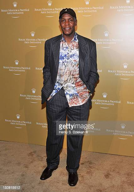Actor Danny Glover attends the 2011 Rolex Mentor Protege Arts Initiative at the David H Koch Theater Lincoln Center on November 14 2011 in New York...