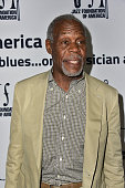 Actor Danny Glover attends the 25th Annual Jazz Foundation of America Loft Party at Hudson Studios on April 16 2016 in New York City
