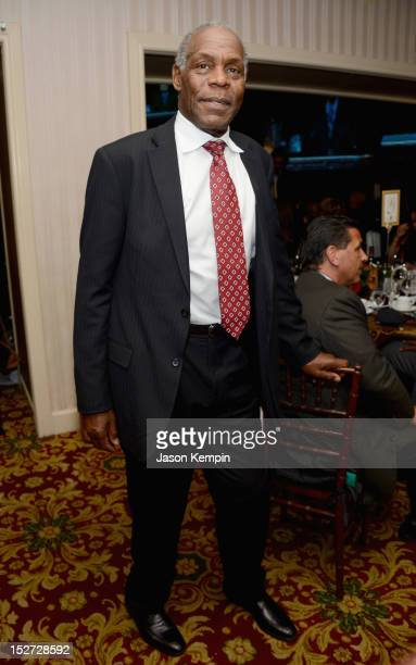 Actor Danny Glover attends the 27th Annual Great Sports Legends Dinner to benefit the Buoniconti Fund to Cure Paralysis at The Waldorf=Astoria on...