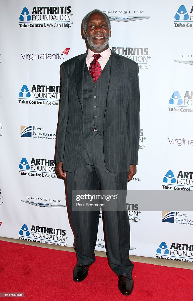 Actor <a gi-track='captionPersonalityLinkClicked' href=/galleries/search?phrase=Danny+Glover&family=editorial&specificpeople=171304 ng-click='$event.stopPropagation()'>Danny Glover</a> attends The Arthritis Foundation's Annual Gala Honoring <a gi-track='captionPersonalityLinkClicked' href=/galleries/search?phrase=Danny+Glover&family=editorial&specificpeople=171304 ng-click='$event.stopPropagation()'>Danny Glover</a> at The Beverly Hilton Hotel on October 25, 2012 in Beverly Hills, California.