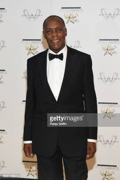 Actor Danny Glover attends the Atlanta Celeb Fest Image Awards Gala at Georgia World Congress Center on August 16 2014 in Atlanta Georgia