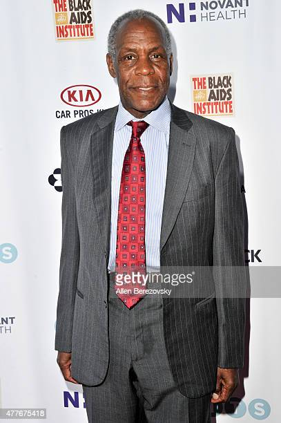 Actor Danny Glover attends the Black AIDS Institute 2015 Heroes in the Struggle Reception Gala and Awards Ceremony at Directors Guild Of America on...