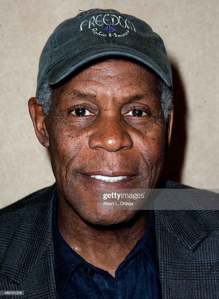 Actor <a gi-track='captionPersonalityLinkClicked' href=/galleries/search?phrase=Danny+Glover&family=editorial&specificpeople=171304 ng-click='$event.stopPropagation()'>Danny Glover</a> attends The Hollywood Show at Lowes Hollywood Hotel on January 4, 2014 in Hollywood, California.