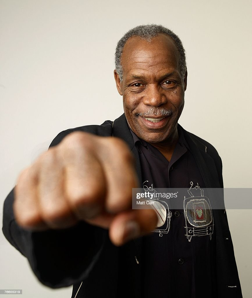 Actor Danny Glover from the film 'Honeydripper' poses for a portrait in the Chanel Celebrity Suite at the Four Season hotel during the Toronto International Film Festival 2007 on September 10, 2007 in Toronto, Canada.