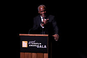 Actor Danny Glover speaks onstage during the 43rd Chaplin Award Gala on April 25 2016 in New York City