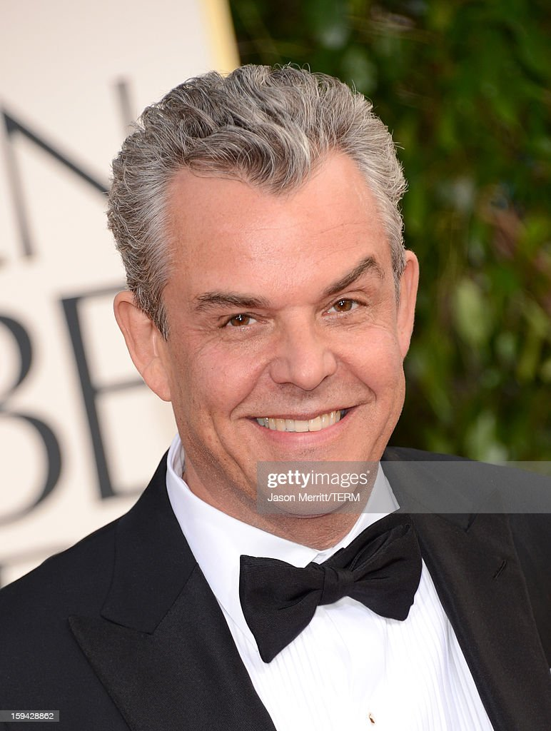 Actor Danny Huston arrives at the 70th Annual Golden Globe Awards held at The Beverly Hilton Hotel on January 13 2013 in Beverly Hills California