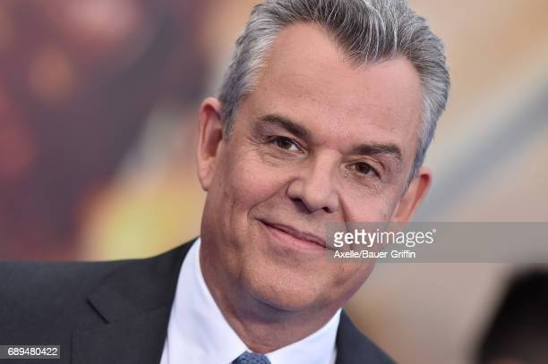 Actor Danny Huston arrives at the premiere of Warner Bros Pictures' 'Wonder Woman' at the Pantages Theatre on May 25 2017 in Hollywood California