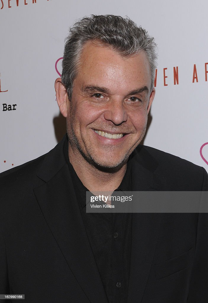 Actor <a gi-track='captionPersonalityLinkClicked' href=/galleries/search?phrase=Danny+Huston&family=editorial&specificpeople=211465 ng-click='$event.stopPropagation()'>Danny Huston</a> attends Seven Arts Presents The Grand Opening Of Ritual Cafe And Wine Bar on March 2, 2013 in Los Angeles, California.