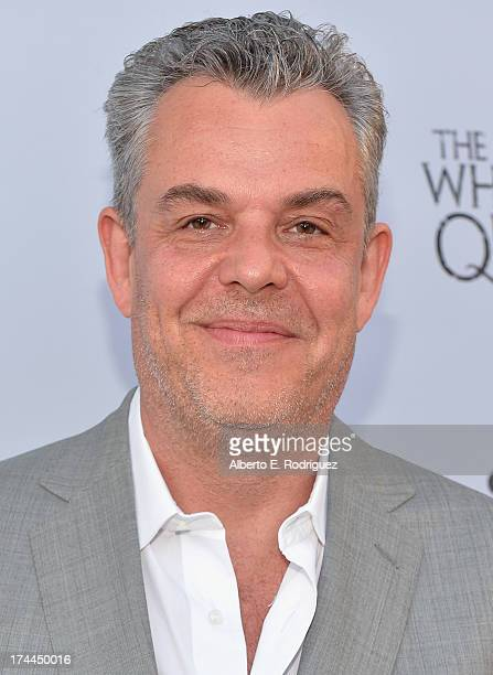 Actor Danny Huston attends The Brittish Consulate'a toast of the US launch of the Starz original series 'The White Queen' on July 25 2013 in Los...