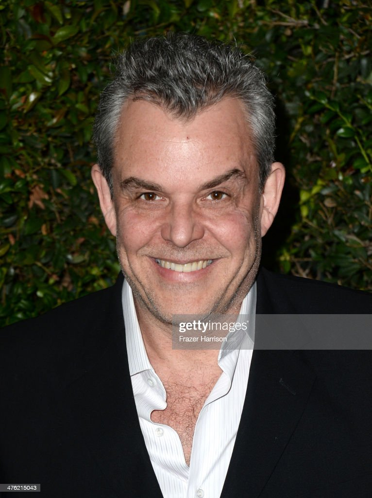Actor Danny Huston attends the Chanel and Charles Finch Pre-Oscar Dinner at Madeo Restaurant on March 1, 2014 in Los Angeles, California.