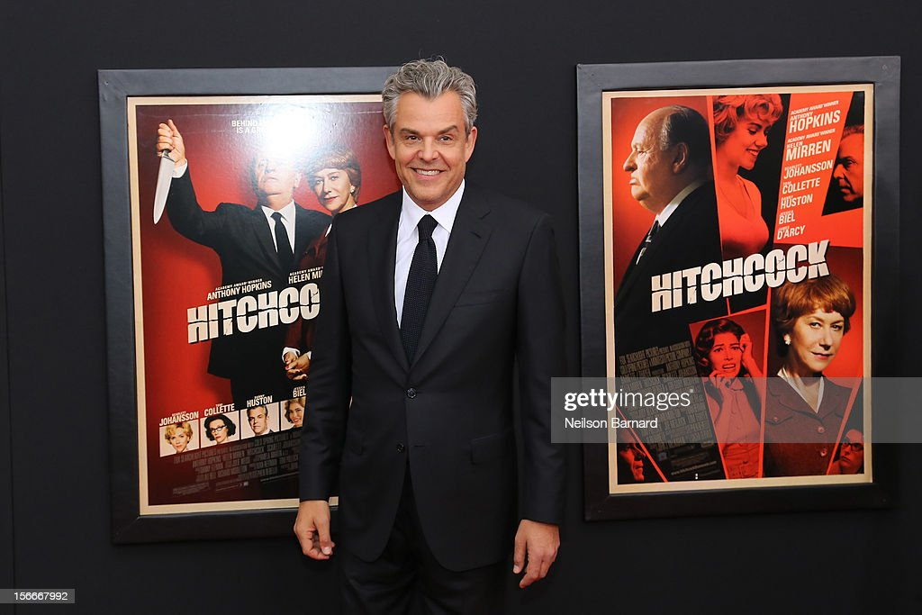 Actor <a gi-track='captionPersonalityLinkClicked' href=/galleries/search?phrase=Danny+Huston&family=editorial&specificpeople=211465 ng-click='$event.stopPropagation()'>Danny Huston</a> attends the 'Hitchcock' New York Premiere at Ziegfeld Theater on November 18, 2012 in New York City.