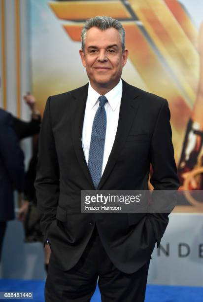 Actor Danny Huston attends the premiere of Warner Bros Pictures' 'Wonder Woman' at the Pantages Theatre on May 25 2017 in Hollywood California
