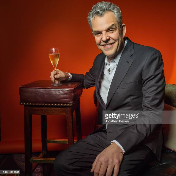 Actor Danny Huston is photographed at the Charles Finch and Chanel's PreBAFTA on February 7 2015 in London England PUBLISHED IMAGE