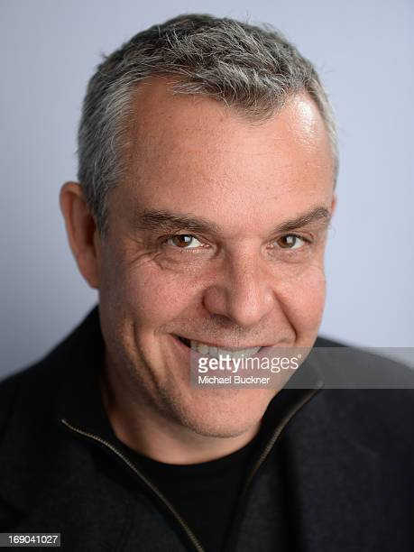 Actor Danny Huston poses for a portrait at the Variety Studio at Chivas House on May 19 2013 in Cannes France