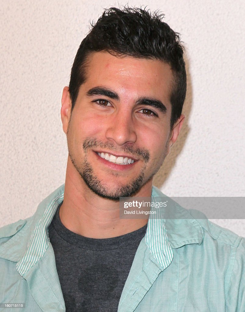 Actor Danny Lopes attends the Anti-Human Trafficking Family Charity Luncheon in support of Unlikely Heroes at the Veggie Grill on February 4, 2013 in Los Angeles, California.