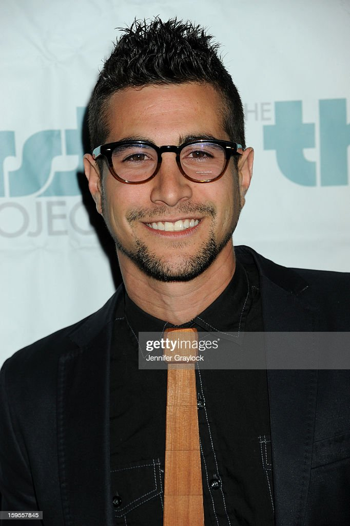 Actor Danny Lopes attends the Thirst Project Charity Cocktail Party held at Lexington Social House on January 15, 2013 in Hollywood, California.