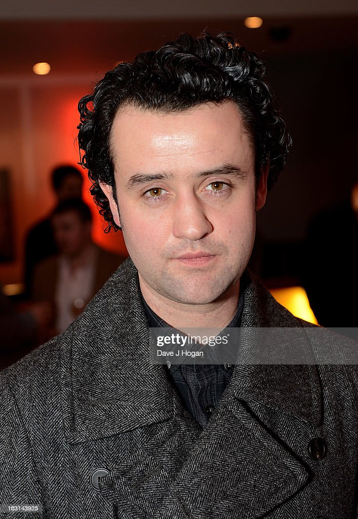 Actor Danny Mays attends the 'Welcome To The Punch' UK Premiere at the Vue West End on March 5, 2013 in London, England.