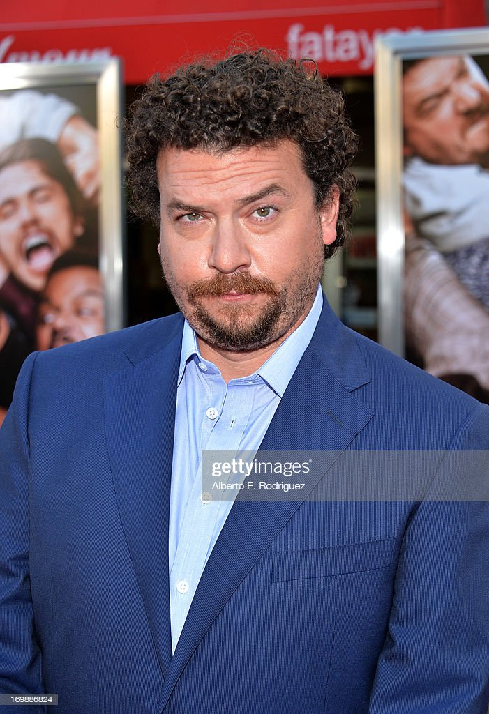 Actor Danny McBride attends Columbia Pictures' 'This Is The End' premiere at Regency Village Theatre on June 3, 2013 in Westwood, California.