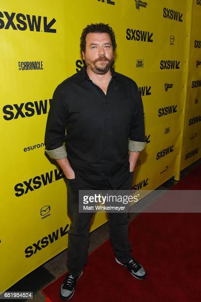 Actor Danny McBride attends the 'Alien' premiere 2017 SXSW Conference and Festivals on March 10 2017 in Austin Texas