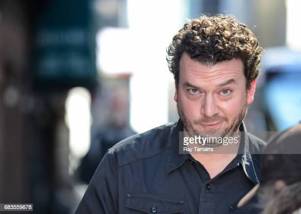 Actor Danny McBride enters the 'The Late Show With Stephen Colbert' taping at the Ed Sullivan Theater on May 15 2017 in New York City