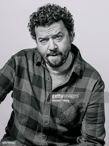 Actor Danny McBride is photographed for Variety on February 3 2015 in Park City Utah ON DOMESTIC EMBARGO UNTIL MAY 3 2015 ON INTERNATIONAL EMBARGO...