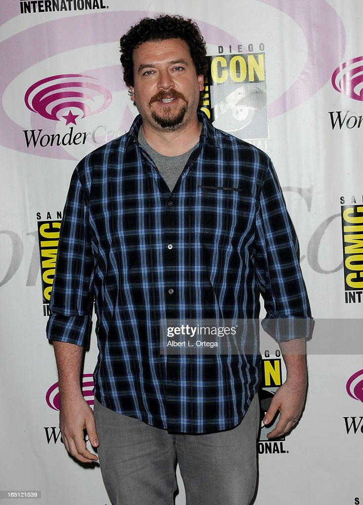 Actor Danny McBride participates at WonderCon Anaheim 2013 - Day 2 at Anaheim Convention Center on March 30, 2013 in Anaheim, California.