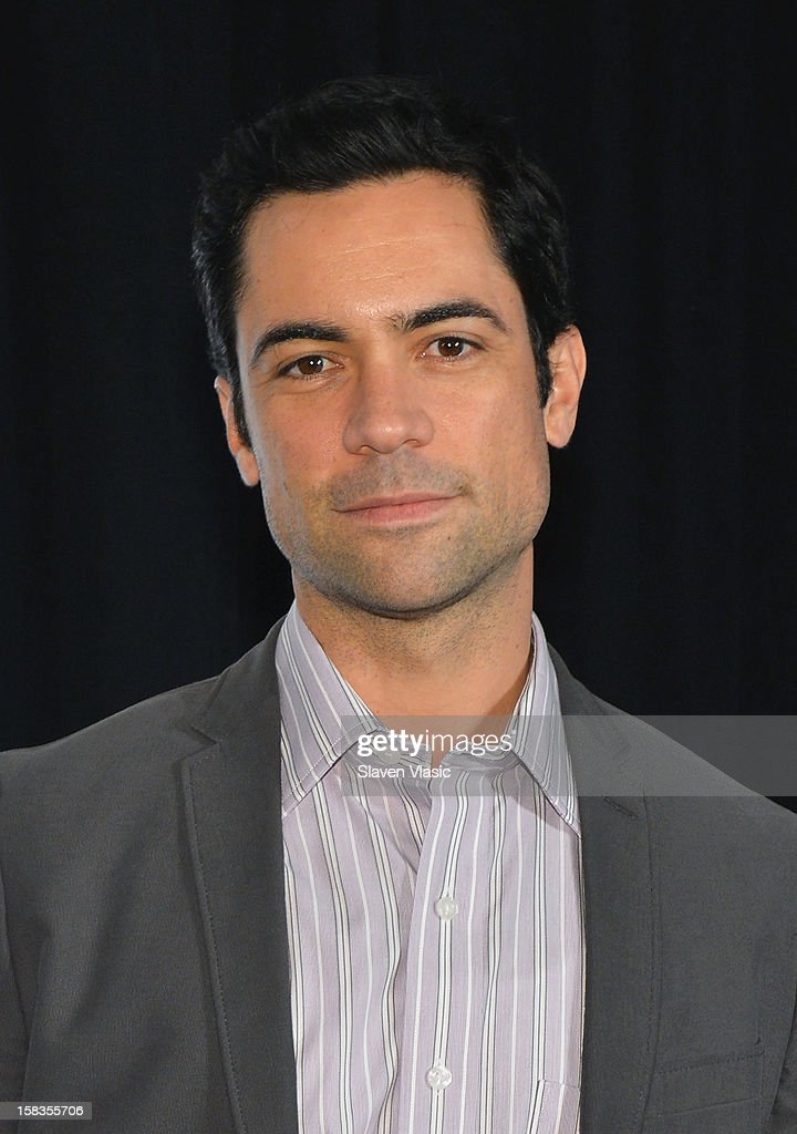 Actor Danny Pino attends 2012 New York Women In Film And Television Muse Awards at New York Hilton – Grand Ballroom on December 13, 2012 in New York City.