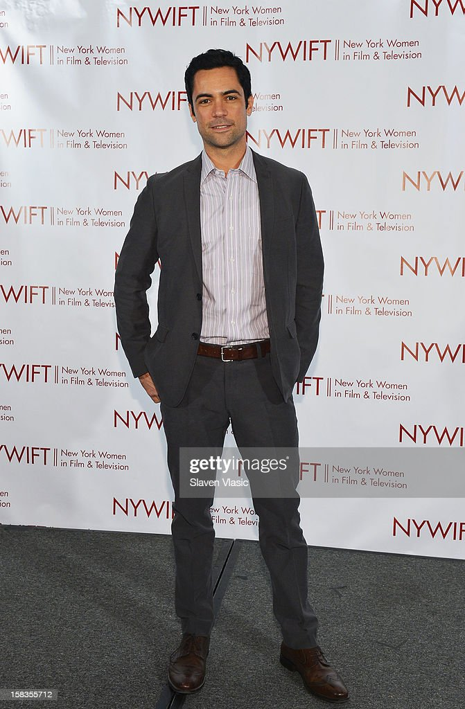 Actor <a gi-track='captionPersonalityLinkClicked' href=/galleries/search?phrase=Danny+Pino&family=editorial&specificpeople=240258 ng-click='$event.stopPropagation()'>Danny Pino</a> attends 2012 New York Women In Film And Television Muse Awards at New York Hilton – Grand Ballroom on December 13, 2012 in New York City.