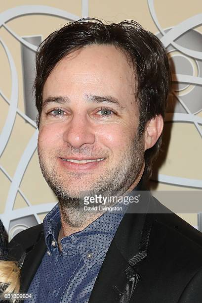 Actor Danny Strong arrives at HBO's Official Golden Globe Awards after party at the Circa 55 Restaurant on January 8 2017 in Los Angeles California