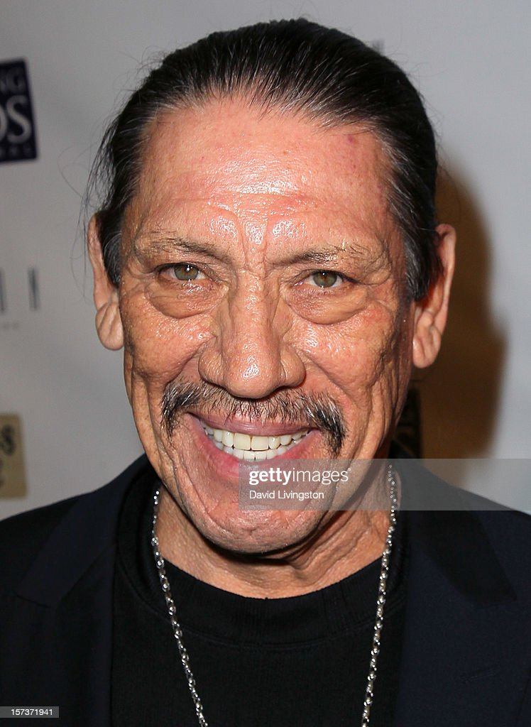 Actor <a gi-track='captionPersonalityLinkClicked' href=/galleries/search?phrase=Danny+Trejo&family=editorial&specificpeople=2187220 ng-click='$event.stopPropagation()'>Danny Trejo</a> attends Mending Kids International's 'Four Kings & An Ace' Celebrity Poker Tournament at The London Hotel on December 1, 2012 in West Hollywood, California.