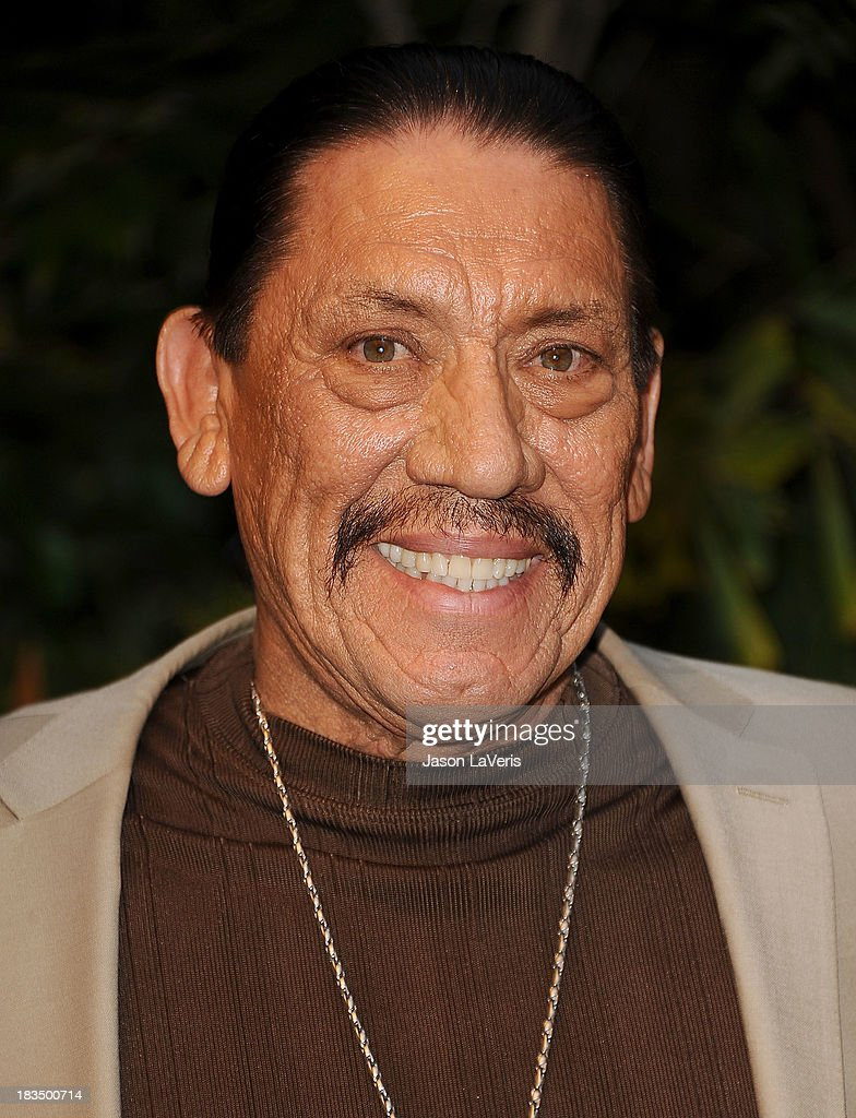 Actor <a gi-track='captionPersonalityLinkClicked' href=/galleries/search?phrase=Danny+Trejo&family=editorial&specificpeople=2187220 ng-click='$event.stopPropagation()'>Danny Trejo</a> attends the 'Machete Kills' press conference at Four Seasons Hotel Los Angeles at Beverly Hills on October 6, 2013 in Beverly Hills, California.