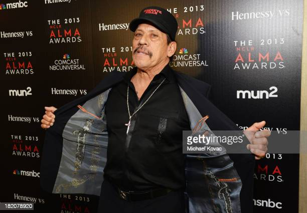Actor Danny Trejo attends the Producer's post party during the 2013 NCLR ALMA Awards on September 27 2013 in Pasadena California