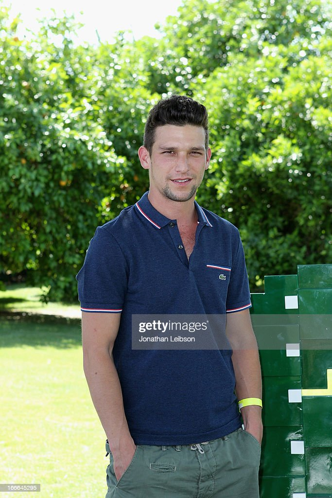Actor <a gi-track='captionPersonalityLinkClicked' href=/galleries/search?phrase=Daren+Kagasoff&family=editorial&specificpeople=5093473 ng-click='$event.stopPropagation()'>Daren Kagasoff</a> attends LACOSTE L!VE 4th Annual Desert Pool Party on April 14, 2013 in Thermal, California.