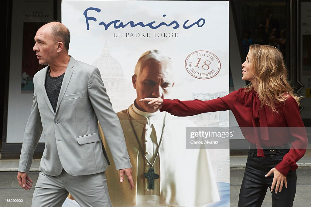 'Francisco' Madrid Photocall