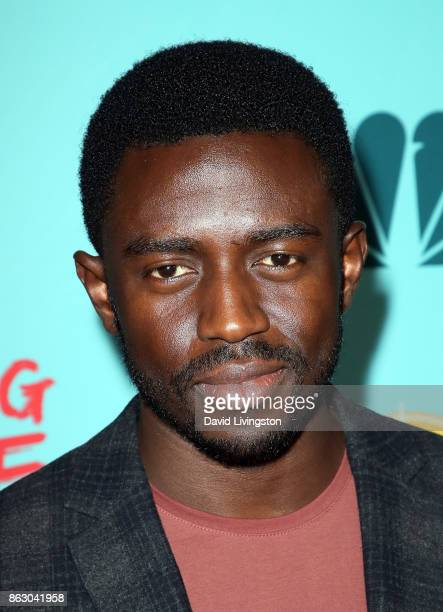 Actor Darrell Lake attends the 12th Annual NBCUniversal Short Film Festival finale screening at the Directors Guild of America on October 18 2017 in...