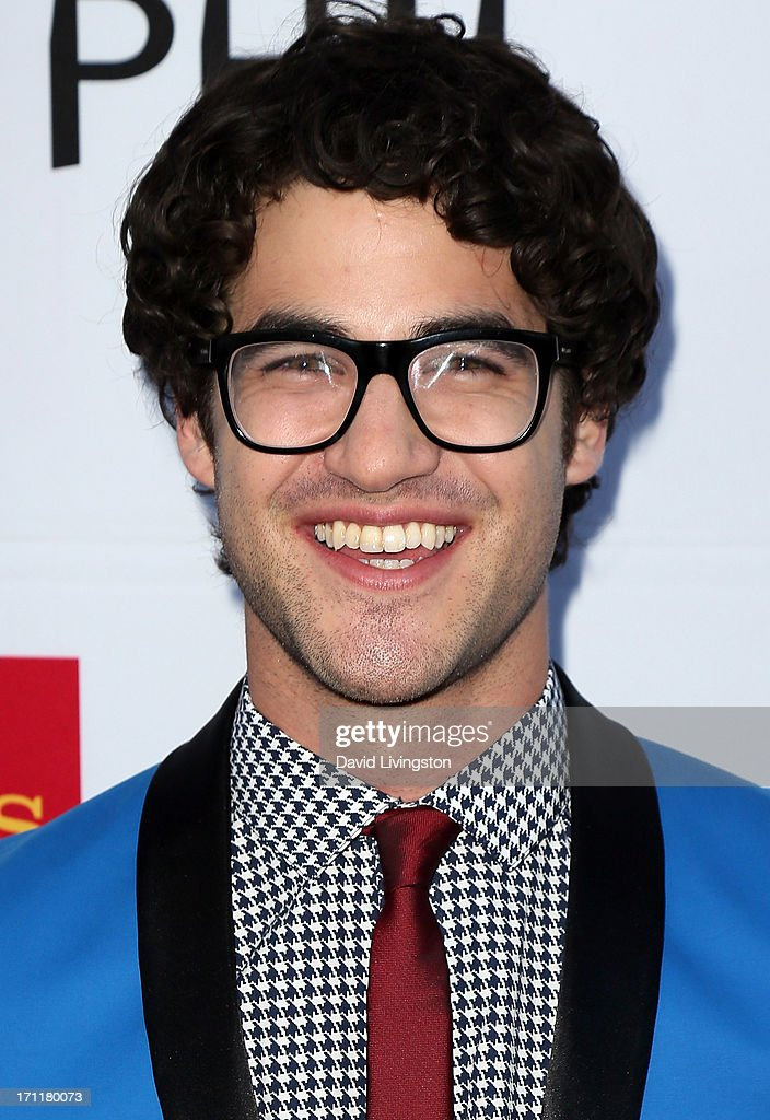Actor Darren Criss attends Opening Night at The Hollywood Bowl 2013 at The Hollywood Bowl on June 22, 2013 in Los Angeles, California.