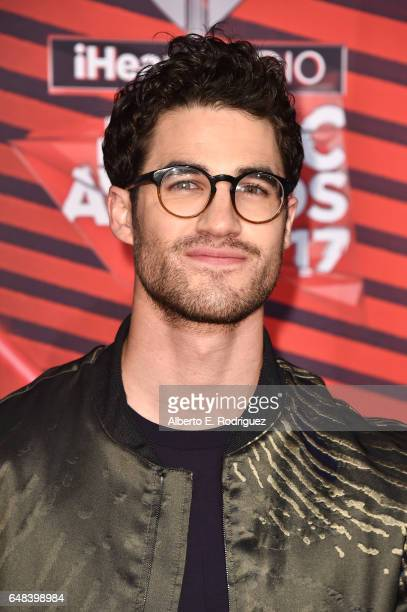 Actor Darren Criss attends the 2017 iHeartRadio Music Awards which broadcast live on Turner's TBS TNT and truTV at The Forum on March 5 2017 in...