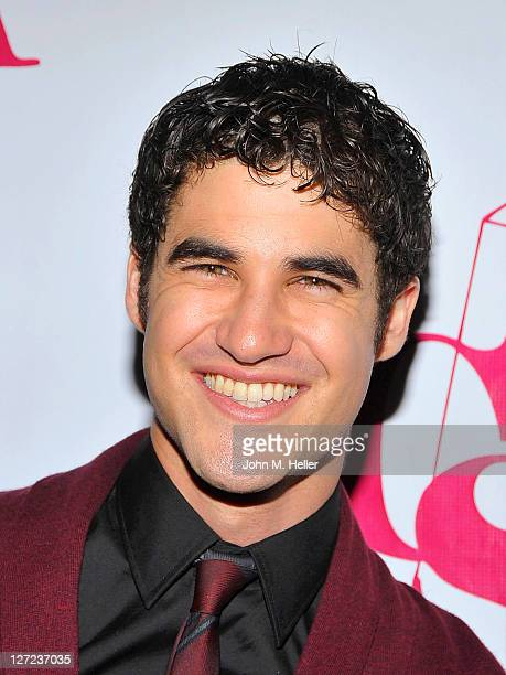 Actor Darren Criss attends the 27th Annual Casting Society of America's Artios Awards at the Beverly Hilton Hotel on September 26 2011 in Beverly...