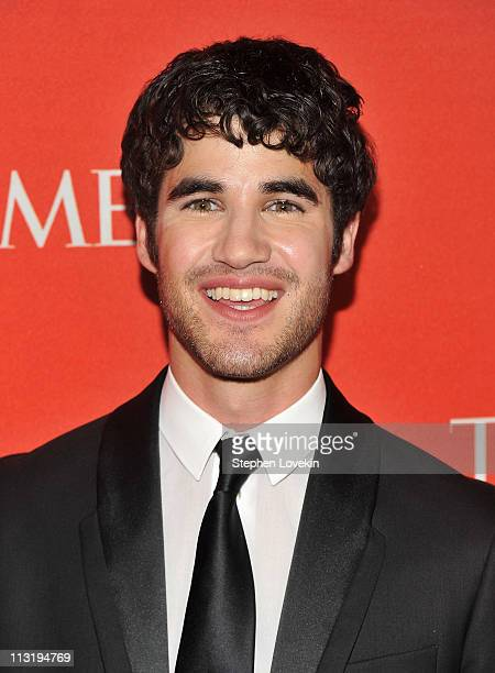 Actor Darren Criss attends the TIME 100 Gala TIME'S 100 Most Influential People In The World at Frederick P Rose Hall Jazz at Lincoln Center on April...