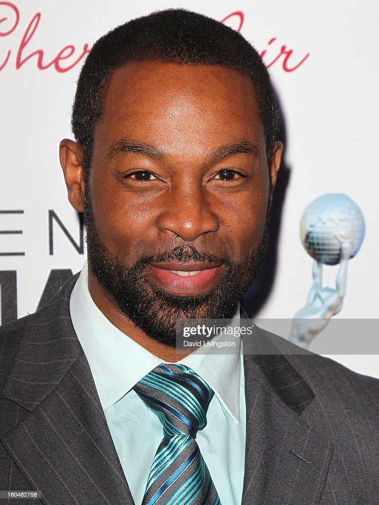 Actor Darrin Dewitt Henson attends the NAACP Image Awards Pre-Gala at Vibiana on January 31, 2013 in Los Angeles, California.