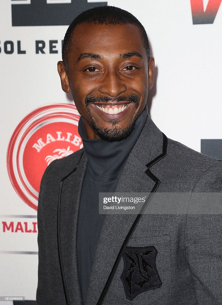 Actor Darris Love attends VIBE's 20th Anniversary Celebration and Inaugural Impact Awards at the Sunset Tower Hotel on February 8, 2013 in West Hollywood, California.