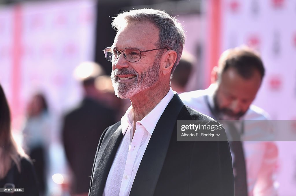 Actor Darryl Hickman attends 'All The President's Premiere' during the TCM Classic Film Festival 2016 Opening Night on April 28, 2016 in Los Angeles, California. 25826_006