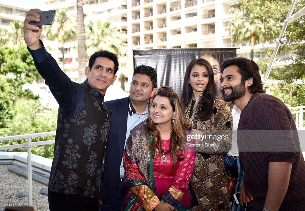 """""""Sarbjit"""" Photocall - The 69th Annual Cannes Film Festival"""