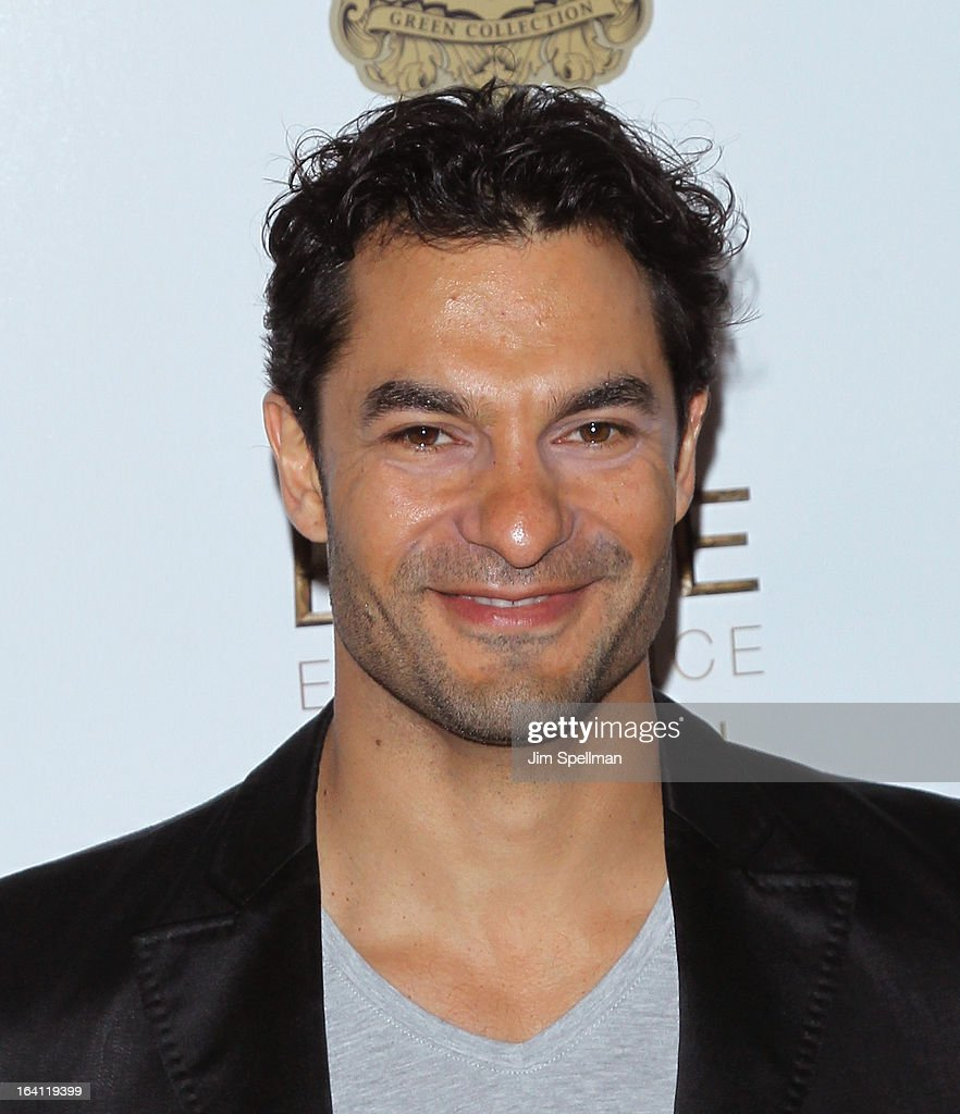 Actor Darwin Shaw attends 'The Bible Experience' Opening Night Gala at The Bible Experience on March 19, 2013 in New York City.