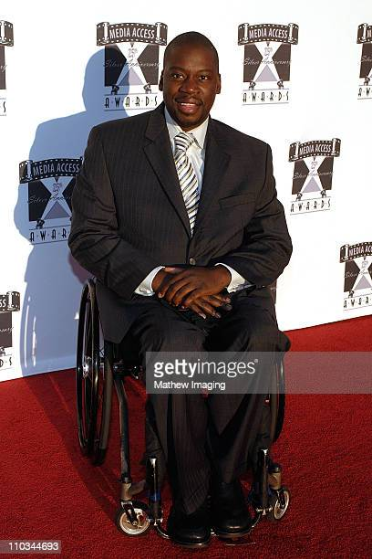 Actor Daryl 'Chill' Mitchell arrives at the 2007 Media Access Awards held at the Globe Theater at Universal Studios on October 14 in Universal City...