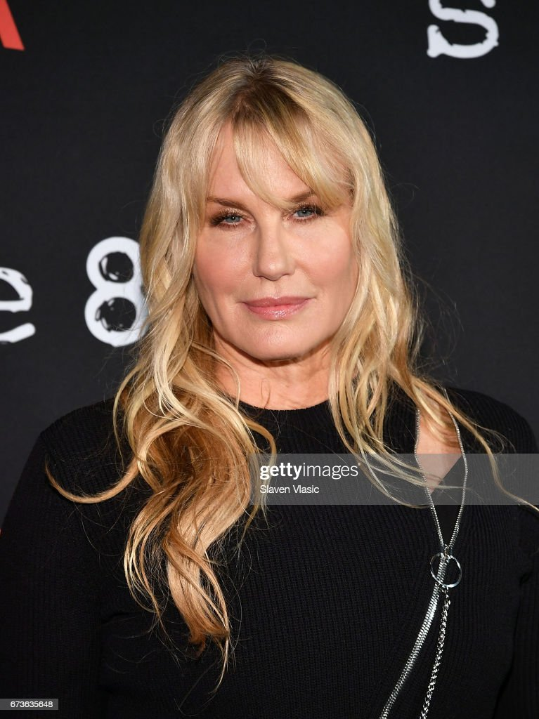 Actor Daryl Hannah attends 'Sense8' New York Premiere at AMC Lincoln Square Theater on April 26, 2017 in New York City.